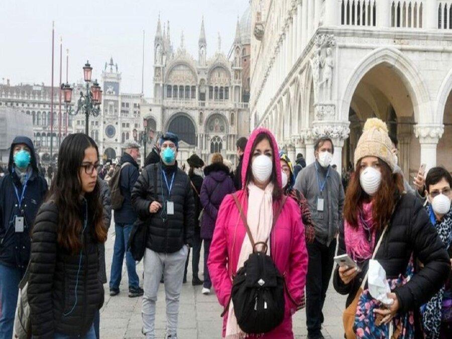 عکس خبري -? کشور رکورددار قربانيان کرونا در اروپا | بهبود وضعيت يک همسايه ايران
