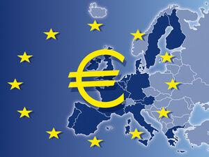 عکس خبري -اقتصاد منطقه يورو تحت تاثير گونه جديد کرونا بازهم آب رفت