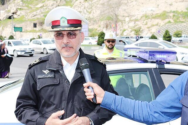عکس خبري -پليس: مستندات برخورد نماينده با سرباز راهور را داريم