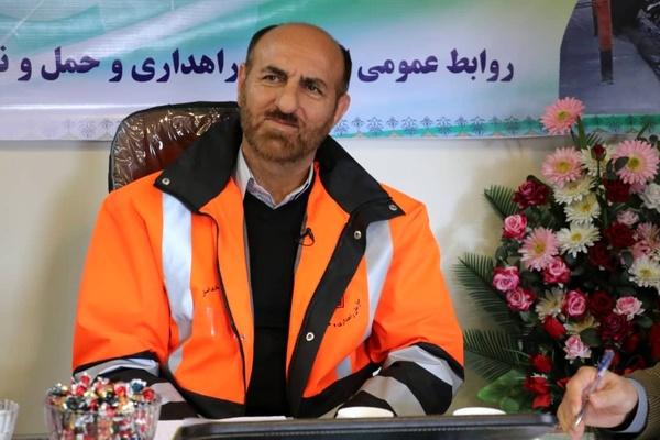 عکس خبري -بهره برداري از ?? طرح راهداري همزمان با دهه فجر در همدان