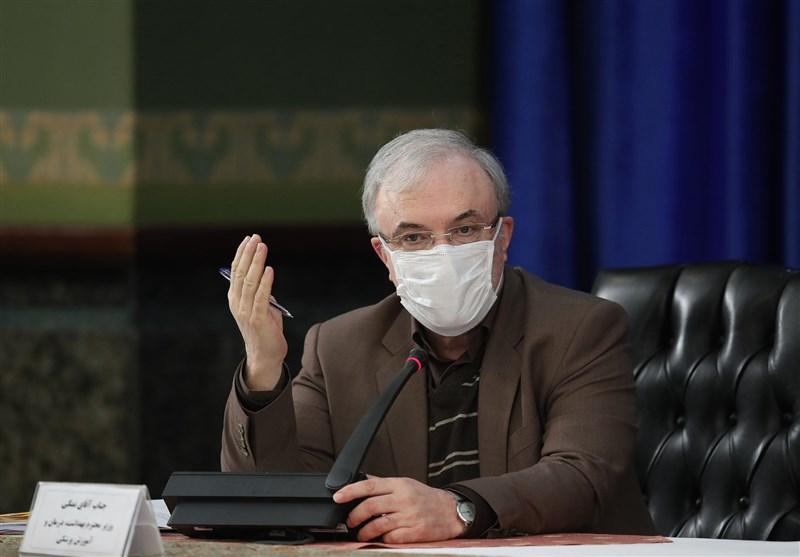 عکس خبري -وزير بهداشت: چيزي به نام واکسن کروناي کوبايي در ايران نداريم