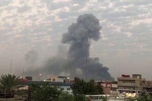 عکس خبري -انفجار خونين بغداد؛ هديه بايدن به عراق!