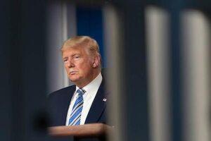 عکس خبري -ترامپ برنامهاي براي تشکيل يک حزب ندارد