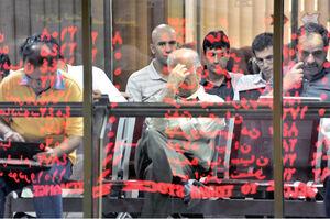 عکس خبري -بورس قرمزپوش شد و با ريزش کارش را شروع کرد