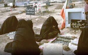 عکس خبري -نقش مادران شهدا در جنگ؛ همچون حضرت زينب (س)