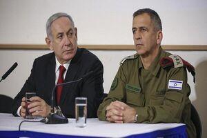 عکس خبري -اظهارات ضدبرجامي رئيس ستاد ارتش رژيم صهيونيستي