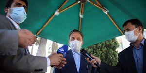 عکس خبري -واعظي: رئيس صدا و سيما در جلسه امروز در سالني که ما بوديم حضور نداشت!