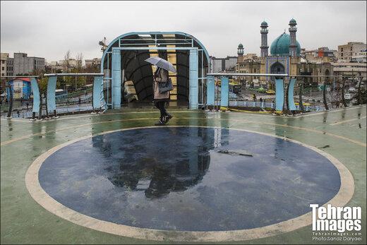 عکس خبري -کدام استانها بارش شديد خواهند داشت؟