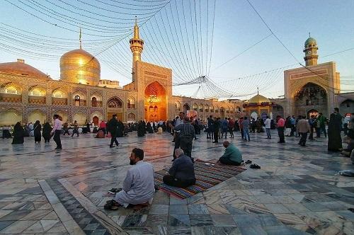 عکس خبري -سفر به مشهد مقدس ممنوع شد