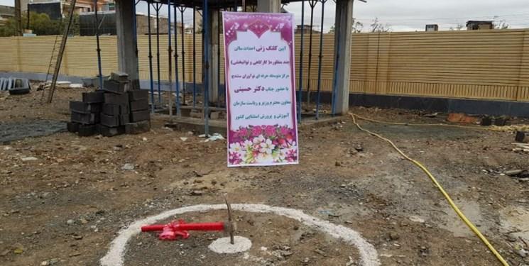 عکس خبري -عمليات اجرايي پتروشيمي اسلامآبادغرب با حضور جهانگيري آغاز شد
