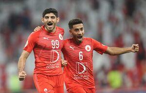 عکس خبري -واکنش روزنامه قطري به بازگشت ترابي به پرسپوليس