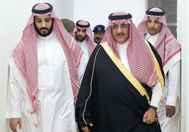 عکس خبري - آمريكا به دنبال پادشاهي محمد بن نايف بر سعوديها