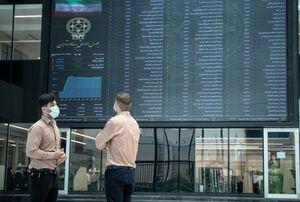 عکس خبري -معامله بر روي ?? درصد سهام در بورس قفل شد