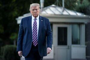 عکس خبري -دونالد ترامپ به دنياي سياست بازمي گردد