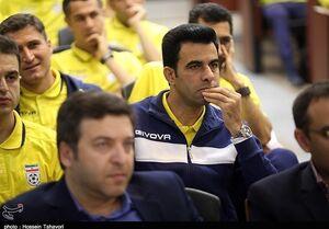 عکس خبري -ترکي: امروز، روز شکست فوتبال ايران بود/ هر اتفاقي سرمان بيايد، حقمان است