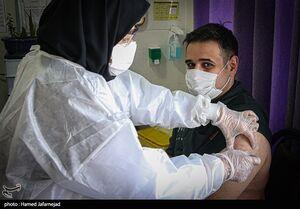 عکس خبري -جزئيات واکسيناسيون کرونا در ايران/ کوويد ?? تا زمان ايمن شدن ?? درصد مردم ايران وجود دارد
