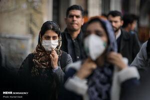عکس خبري -هوا باز هم آلوده شد/ ذرات معلق عامل اصلي آلودگي هوا