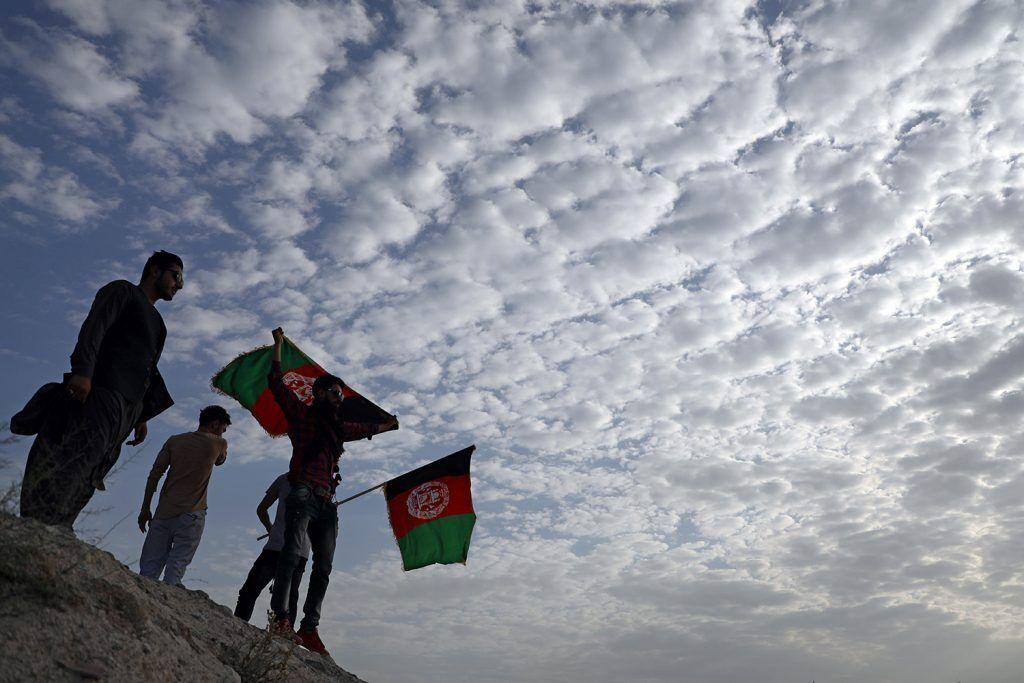 عکس خبري -خواب دولت جديد آمريکا براي افغانستان