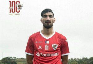 عکس خبري -بيانيه باشگاه سانتاکلارا درباره انتقال مغانلو به پرسپوليس