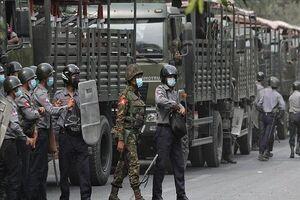 عکس خبري -روسيه درباره وقوع جنگ داخلي در ميانمار هشدار داد