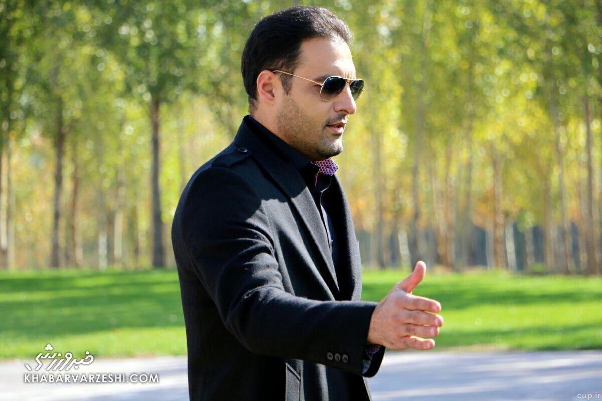 حمله تند محمدي به فرهاد مجيدي/ اين آقا فقط براي عکس انداختن نيامده بود؟!