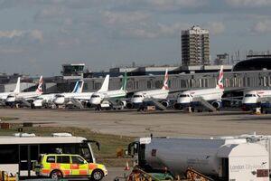 عکس خبري -پروازهاي لندن از سر گرفته ميشود؟