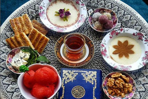 عکس خبري - سمي به نام «زولبيا و باميه»! / بهترين انتخاب براي وعده افطاري چيست؟