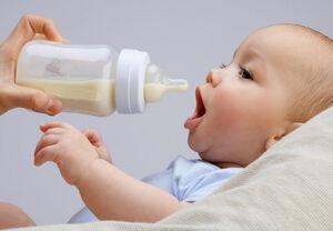 عکس خبري -توليد داخلي قطره فولات مخصوص نوزادان