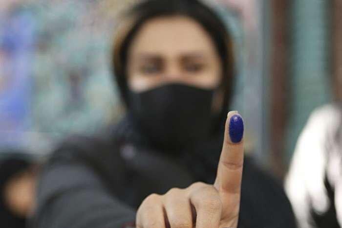 عکس خبري -انتخابات و مشارکت مردم