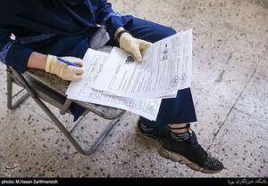 عکس خبري -جزئيات رعايت نکات بهداشتي و طراحي سوالات در امتحانات حضوري دانش آموزان