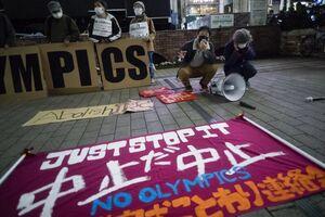 عکس خبري -اعتراض گسترده پرستارها در ژاپن به برگزاري المپيک