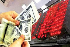 عکس خبري -کاهش نرخ ارز بورس را منفي کرد؟