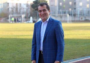 عکس خبري -باشگاه استقلال: خليلزاده قرنطينه است و چند روز ديگر به فعاليتش ادامه ميدهد