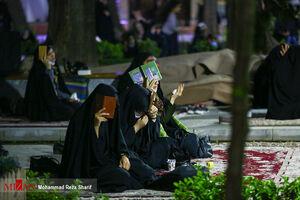 عکس خبري -مراسم شبهاي قدر را مجازي برگزار كنيد