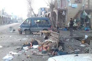 عکس خبري -شمار تلفات انفجار کابل به ?? نفر رسيد