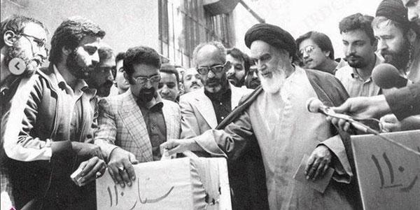 عکس خبري -رهنمودهاي انتخاباتي رهبر کبير انقلاب اسلامي