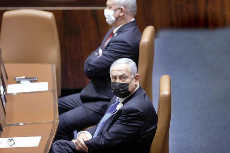 عکس خبري -غزه و پايان حيات سياسي نتانياهو