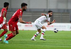 عکس خبري -عليدوستي: بحرين ياد گرفت که بايد به ما احترام بگذارد/ ?-? تيم ملي داريم