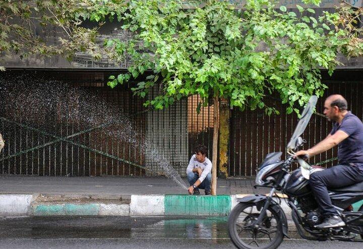 مصرف آب تهران در يک قدمي جيره بندي است!