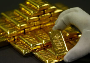 قيمت جهاني طلا افزايش يافت