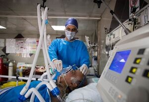 عکس خبري -در تهران براي هر بيمار فرض بر کروناي دلتا است