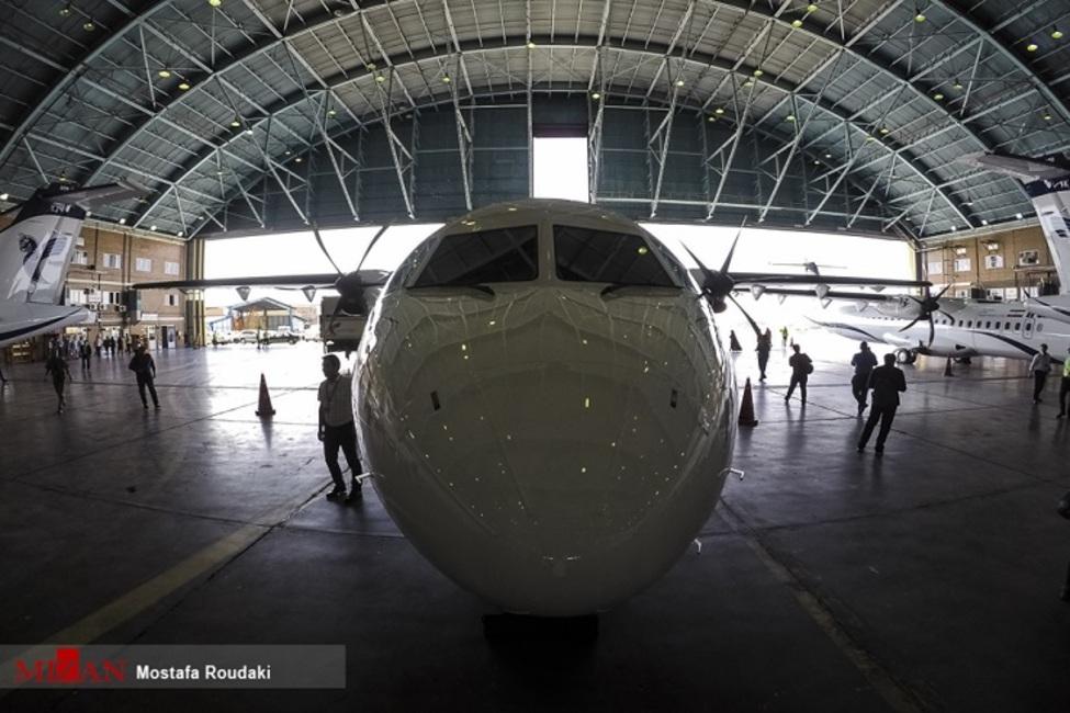 افزايش محسوس شاخصهاي فرودگاهي کشور در بهار ????