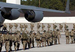 عکس خبري -اعلام زمان خروج نيروهاي رزمي آمريکا از عراق