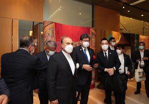 عکس خبري -نمايشگاه ايران زيبا در توکيو گشايش يافت