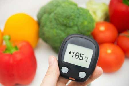 عکس خبري - درمان ديابت با رژيم غذايي