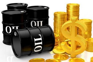 عکس خبري -تداوم جهش بزرگ قيمت نفت خام / برنت ?? دلاري شد