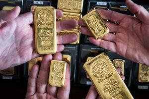 عکس خبري -قيمت جهاني طلا افت کرد/ هر اونس ???? دلار