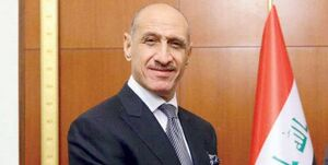 عکس خبري -پيام وزير ورزش عراق براي بازي امشب مقابل ايران