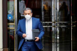 عکس خبري -عراقچي: باقي مانده مسير، ساده نيست