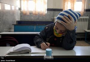عکس خبري -?? چالش تعطيلي طولاني مدت مدارس
